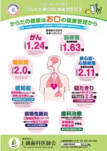 歯周病が全身に及ぼすリスク